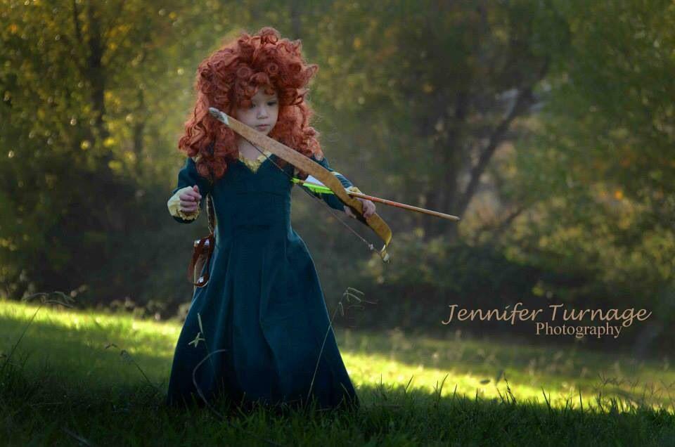 Merida - Jennifer Turnage Photography