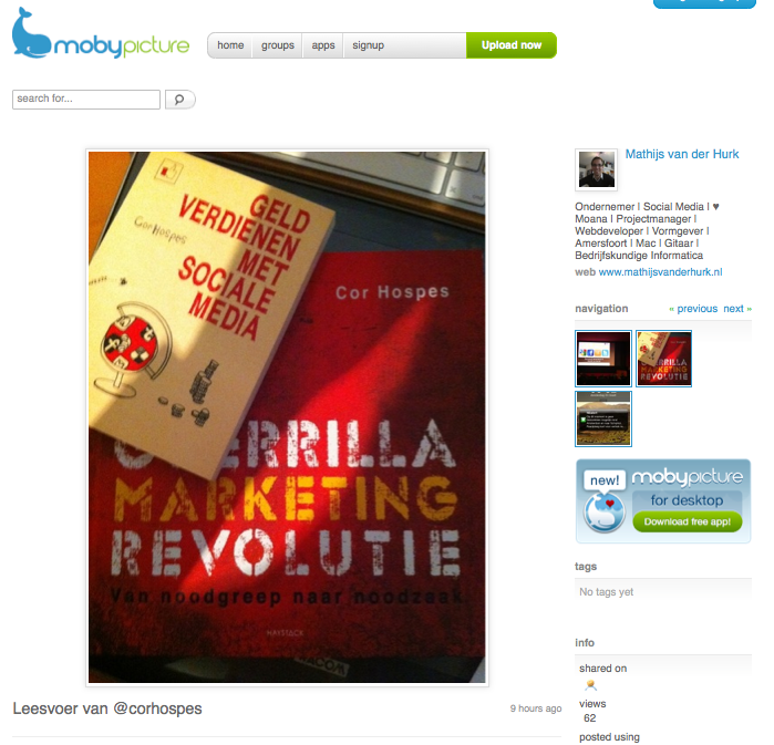 Matthijs van der Hurk 2 & De Guerrilla Marketing Revolutie