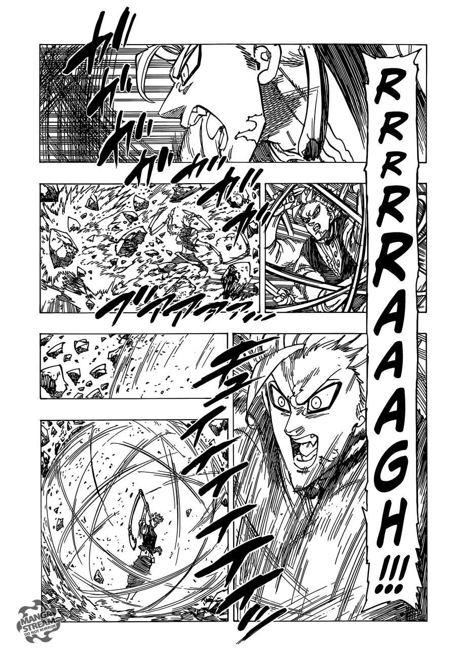 Nanatsu no Taizai Chapter 160 7 deadly sins, Seven