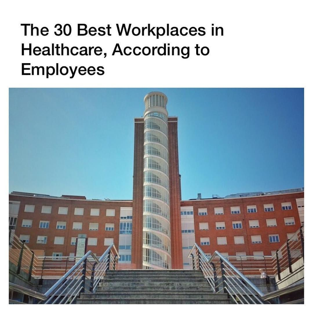 ANYONE WORK AT ONE OF THESE PLACES? Topping the list of 30