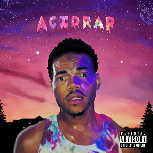 Chance The Rapper Poster 24 Inch X 24 Inch 13 Inch X 13 Https Www Amazon Com Dp B00q2vvo0q Rap Album Covers Music Album Cover Album Cover Art