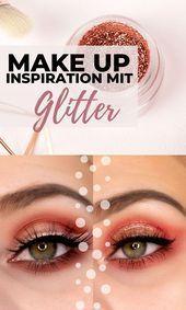 Sparkle en Nochevieja – inspiración para maquillaje de ojos con brillo – Sabrinasbea …