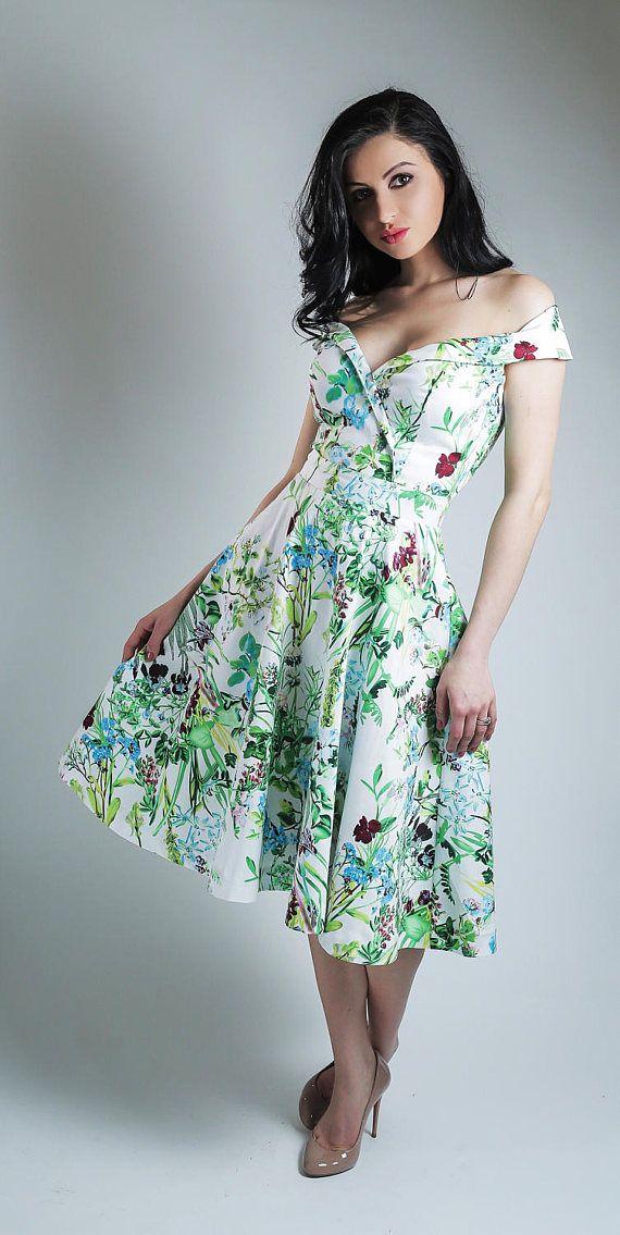 b64c65ea4c5b Summer meadow dress