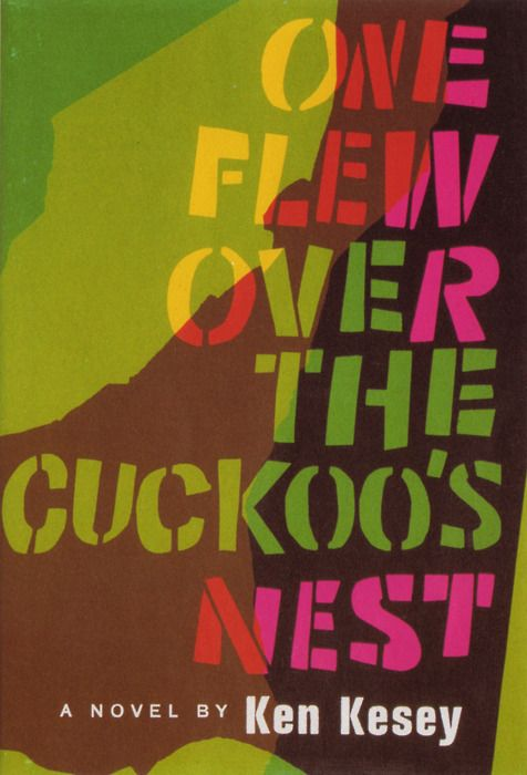 One Flew Over the Cuckoo's Nest by Ken Kesey (1962)
