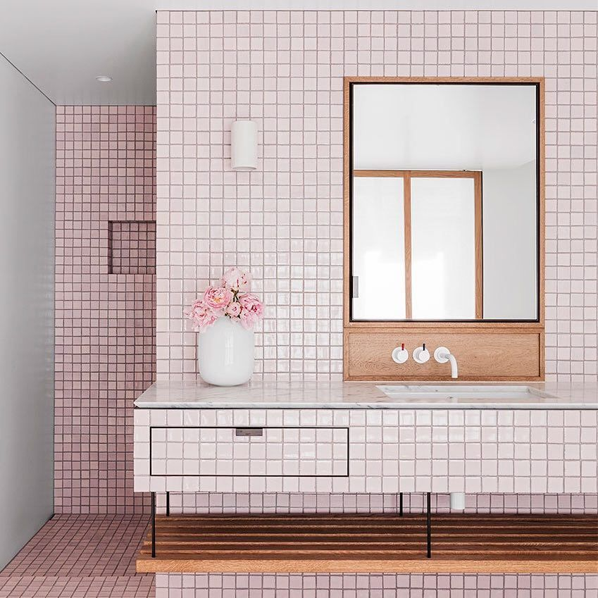 Elle Decoration Uk On Instagram The Chicest Way To Tile In A