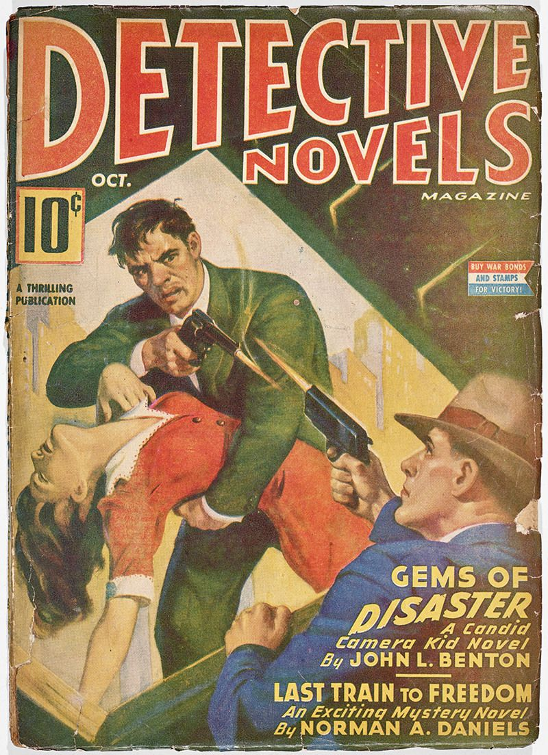 The Titillating Heyday of America\'s Pulp Obsession