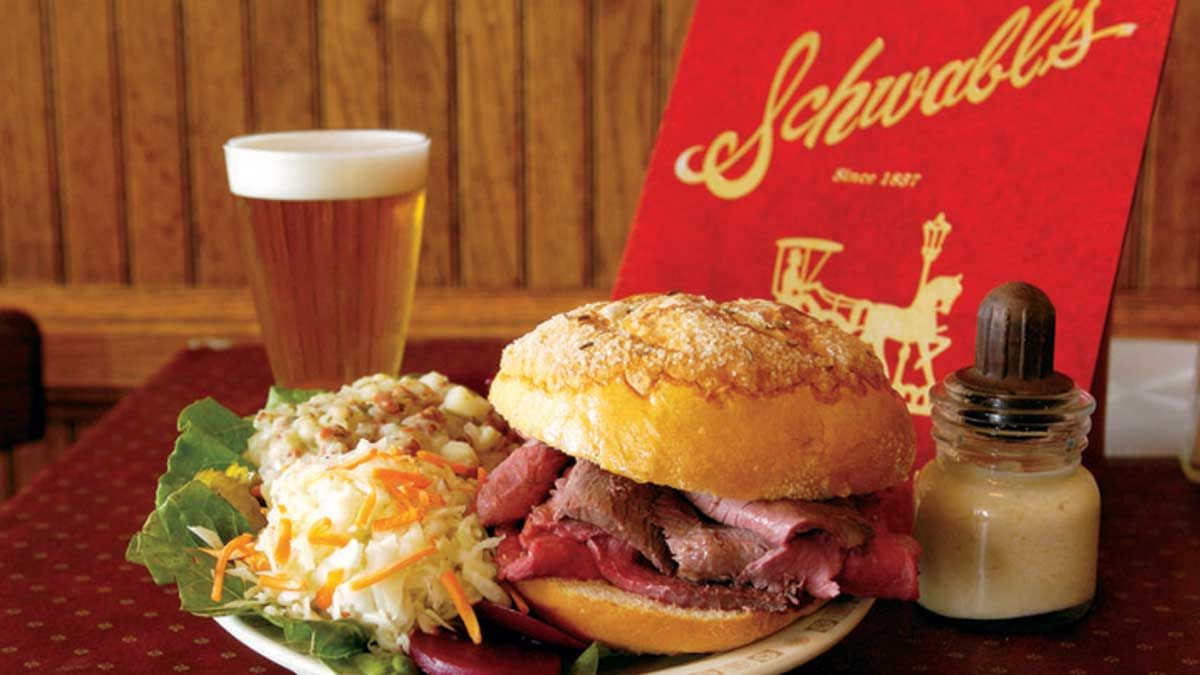 Let's face it, Buffalo will always be known for its chicken wings. That said, it should be noted that Buffalo has other unique culinary offerings, including the popular beef on weck sandwich. The sandwich actually predates the chicken wing by decades. While there is no definitive story, most people believe it came to the area...