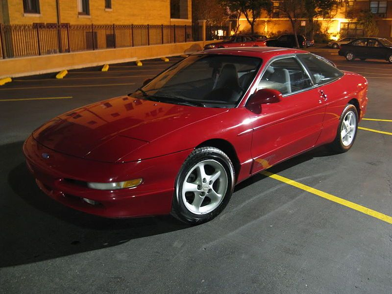 1994 Ford Probe Gt 2 5 V6 With A 5 Speed Manual I Had This Car