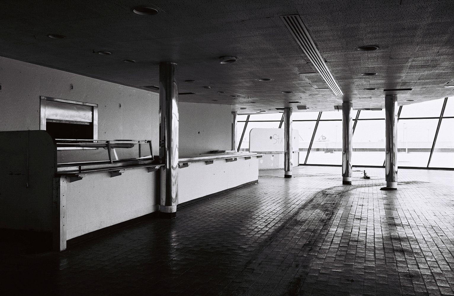 Gallery Of Ad Classics Twa Flight Center Eero Saarinen 19  # Muebles En New Haven Ct