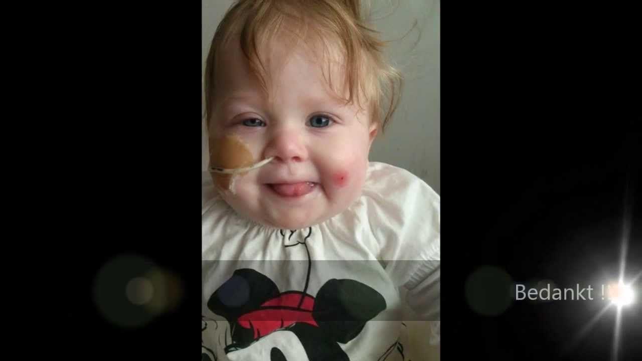 FemkeDit is Onze nichtje Femke is een meisje van bijna 11 maanden oud en heeft neuroblastoomkanker. !