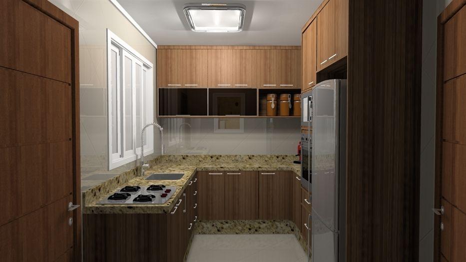 Amendola rustica cozinha