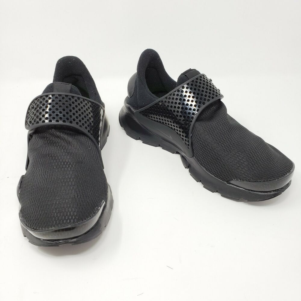 promo code 054b0 68a65 eBay #Sponsored New Nike Sock Dart Triple Black 904276-002 ...