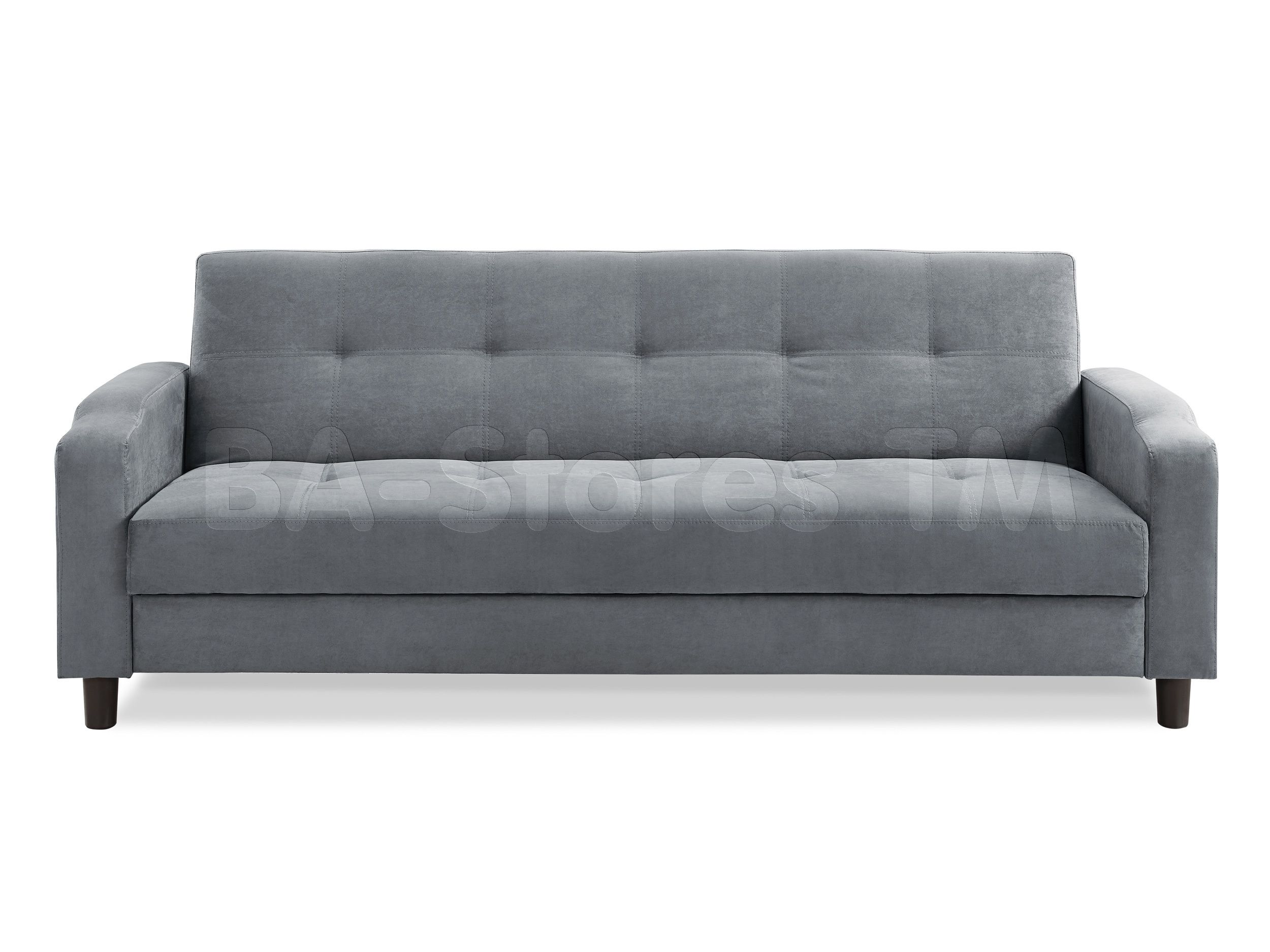Reno convertible sofa bed slate grey for the home pinterest
