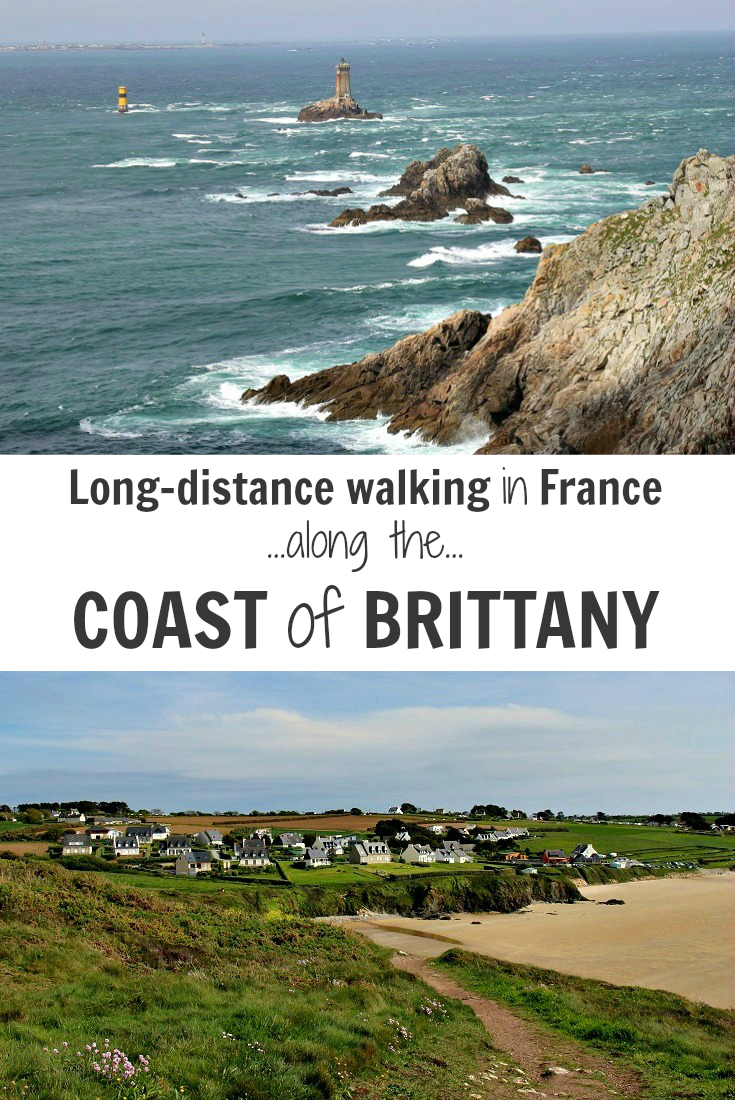 Walking The Gr 34 Along The Coast Of Brittany I Love Walking In France France Travel Travel Inspiration Europe Travel Tips