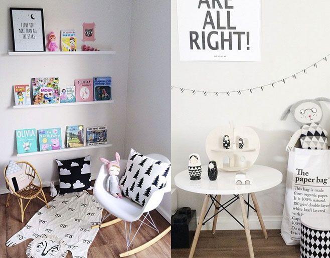 Deco habitaci n infantil habitaci n infantil habitaci n montessori y deco - Deco habitaciones infantiles ...