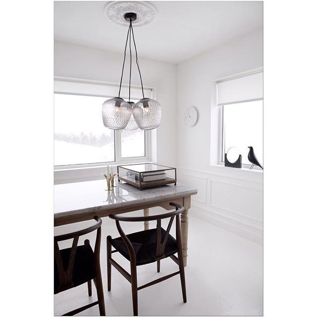 A T E L I R B Atelierribe Blown Lampe Fra Instagram Photo