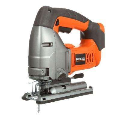 18 volt x4 cordless jig saw console tool list of needswants ridgid cordless jig saw console features a tool free blade change design and variable speed switch keyboard keysfo Images