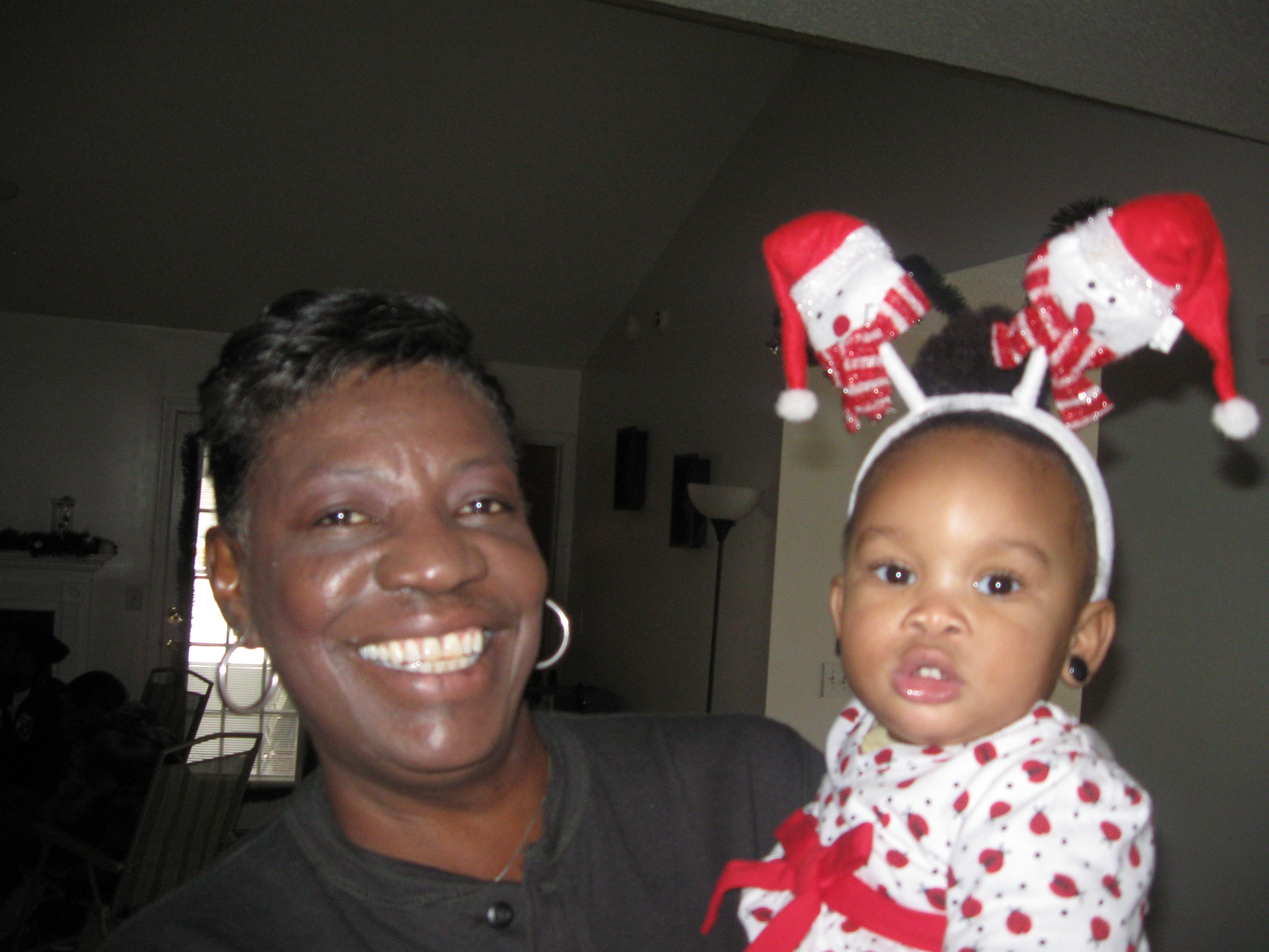 Yvonne and Autumn