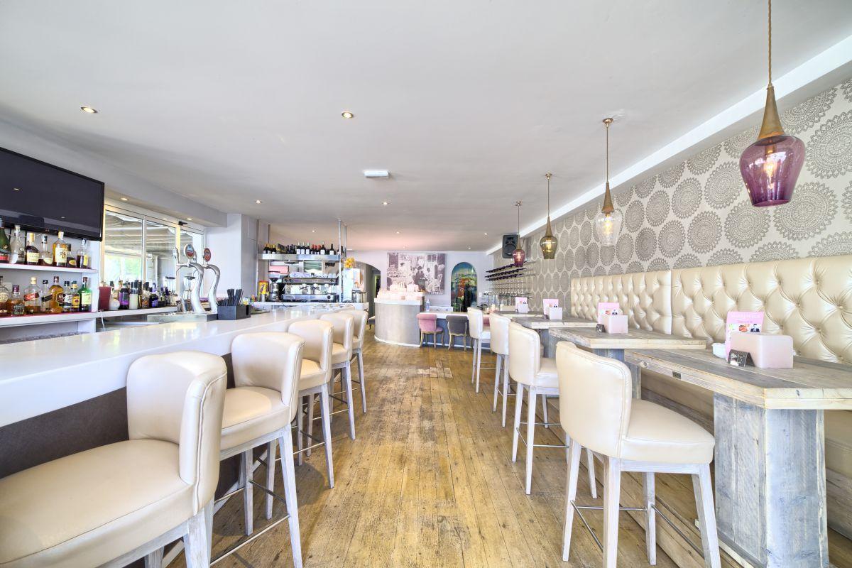 The Boardwalk Marbella Restaurant By Foc Design Retailand