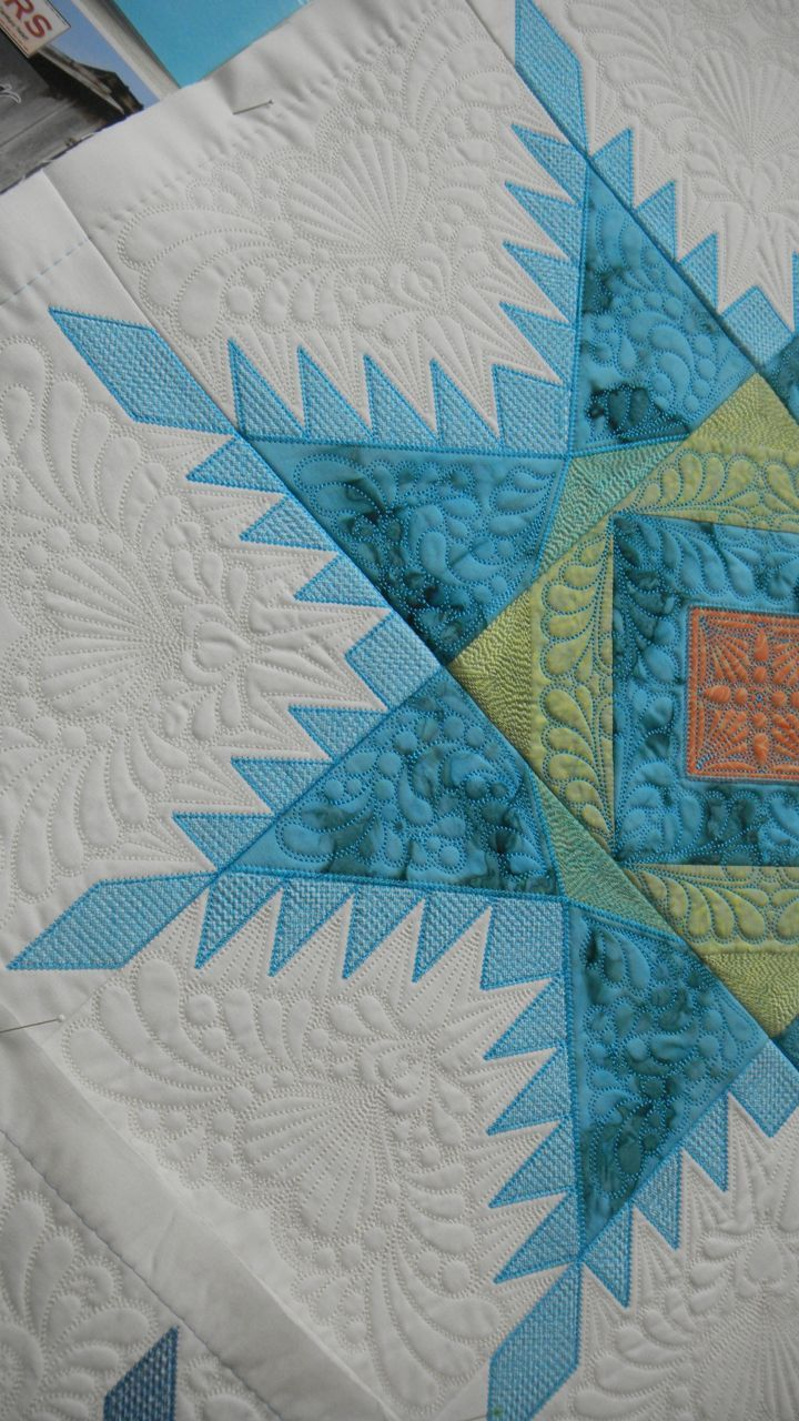 I Might Be A Little Bit Crazy Quilting By Longarm