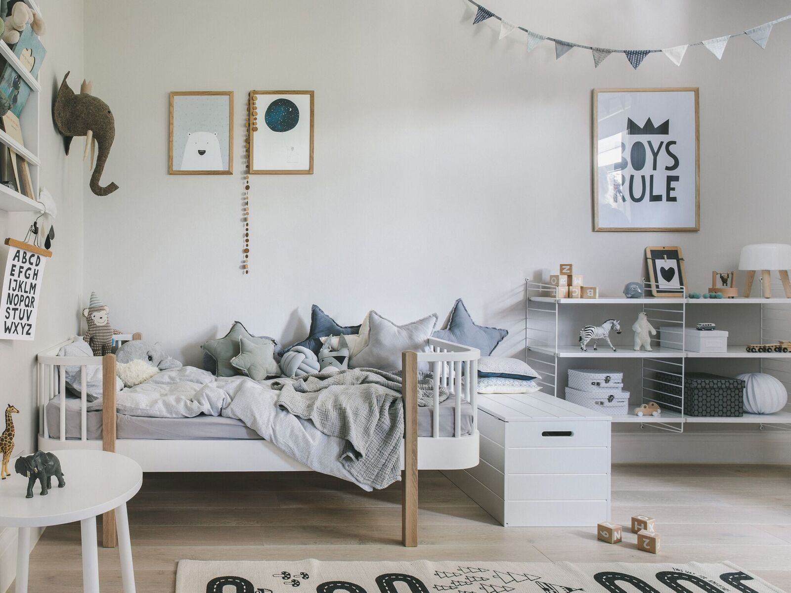 Nordic Kids Rooms Lunamag Com Kids Interior Room Kids Room Interior Design Scandinavian Kids Rooms
