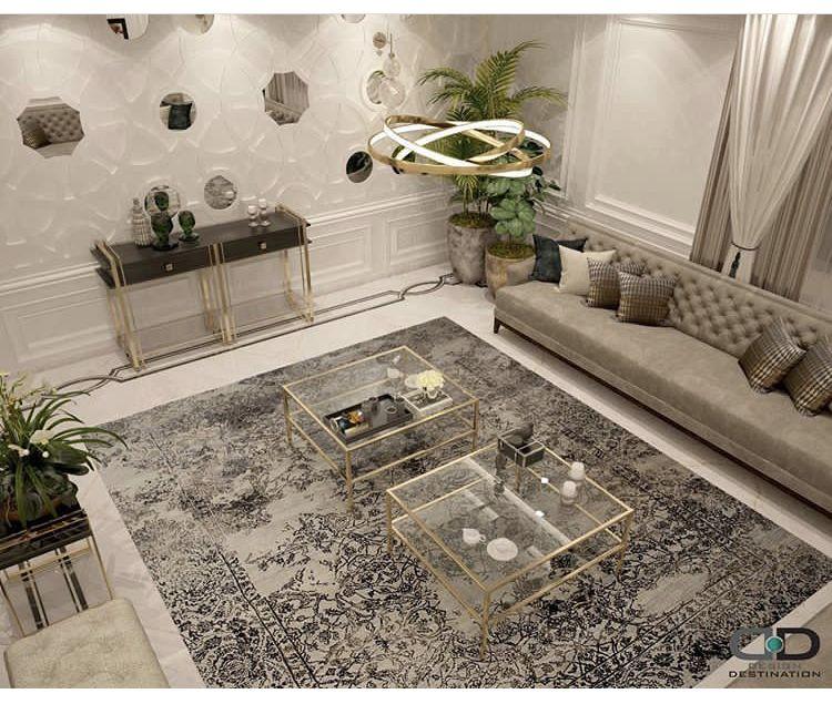 Pin By Wafa On Interior White Bedroom Decor Living Room Decor Curtains Living Room Decor Apartment