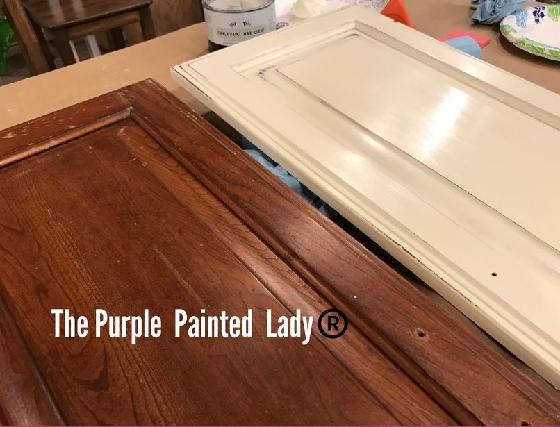 Chalk paint by annie sloan is so easy kitchen