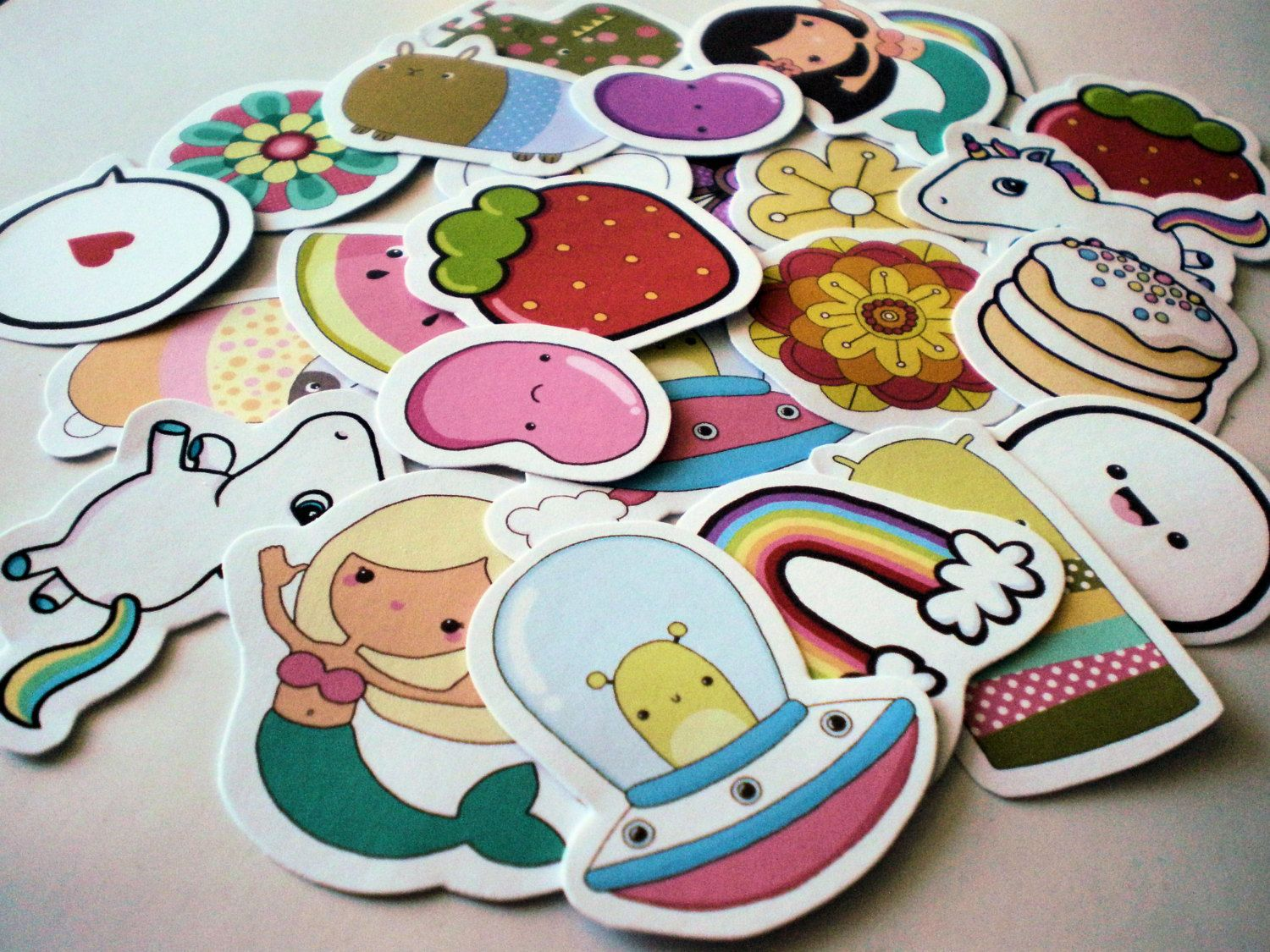 Sweet And Cute Stickers Cool Stickers Kawaii Stickers Cute