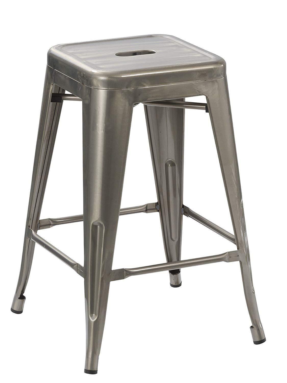 24 Counter Bar Stools Metal Furniture Legs Modern Bar Stools
