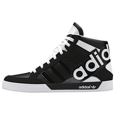 Adidas Hard Court Hi Big Logo Shoes Perfect To Go With My Maor Luz