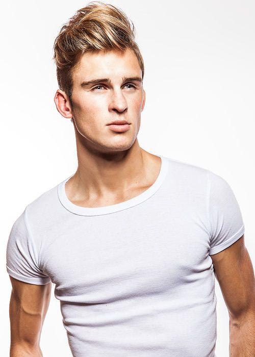 Easy Hairstyles For Work Short Hair : 20 easy mens short hairstyles for work and play latest