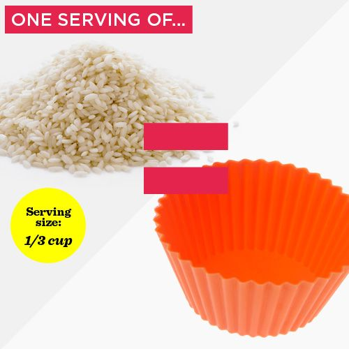 19 Ways to Measure Perfect and Healthy Portion Sizes | I