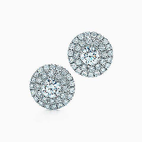 Nothing like the little blue boxTiffany Soleste earrings of