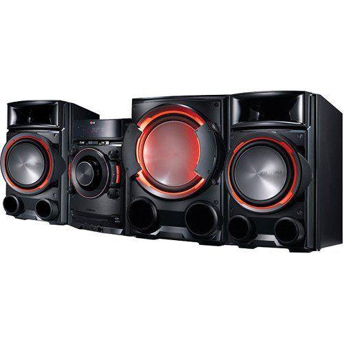 LG 1200Watt Bluetooth Hifi Audio Stereo Sound System