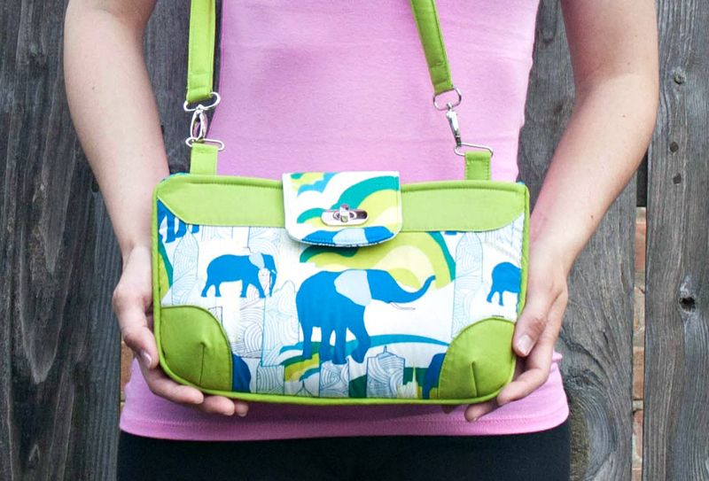 Brookfield Bag Free Pattern | Giveaway, Bag and Patterns