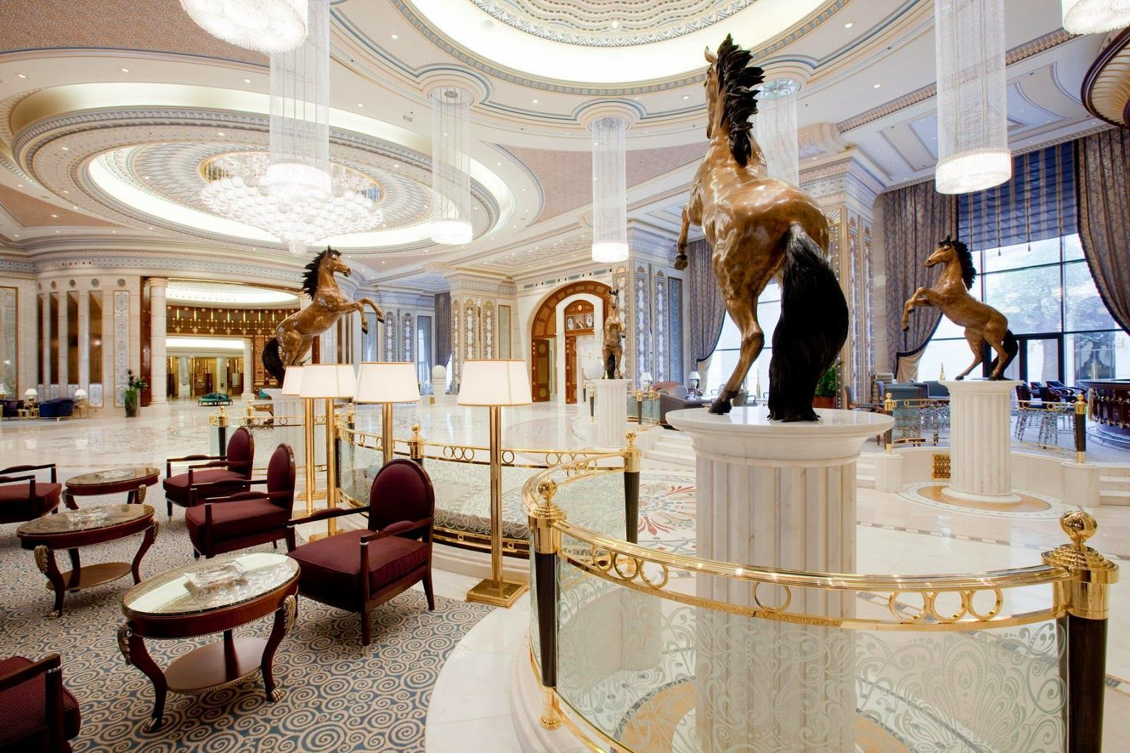 Home Designer Collection the ritz-carlton hotel in riyadh, saudi arabia - home design