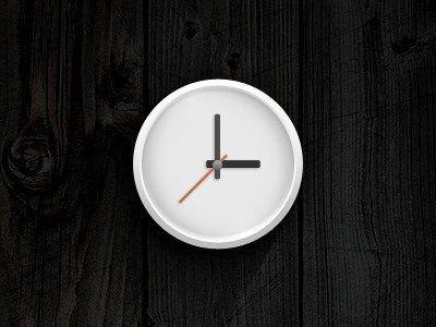 Free Clock Templates You Can Download Ai And Psd  Ziyaret