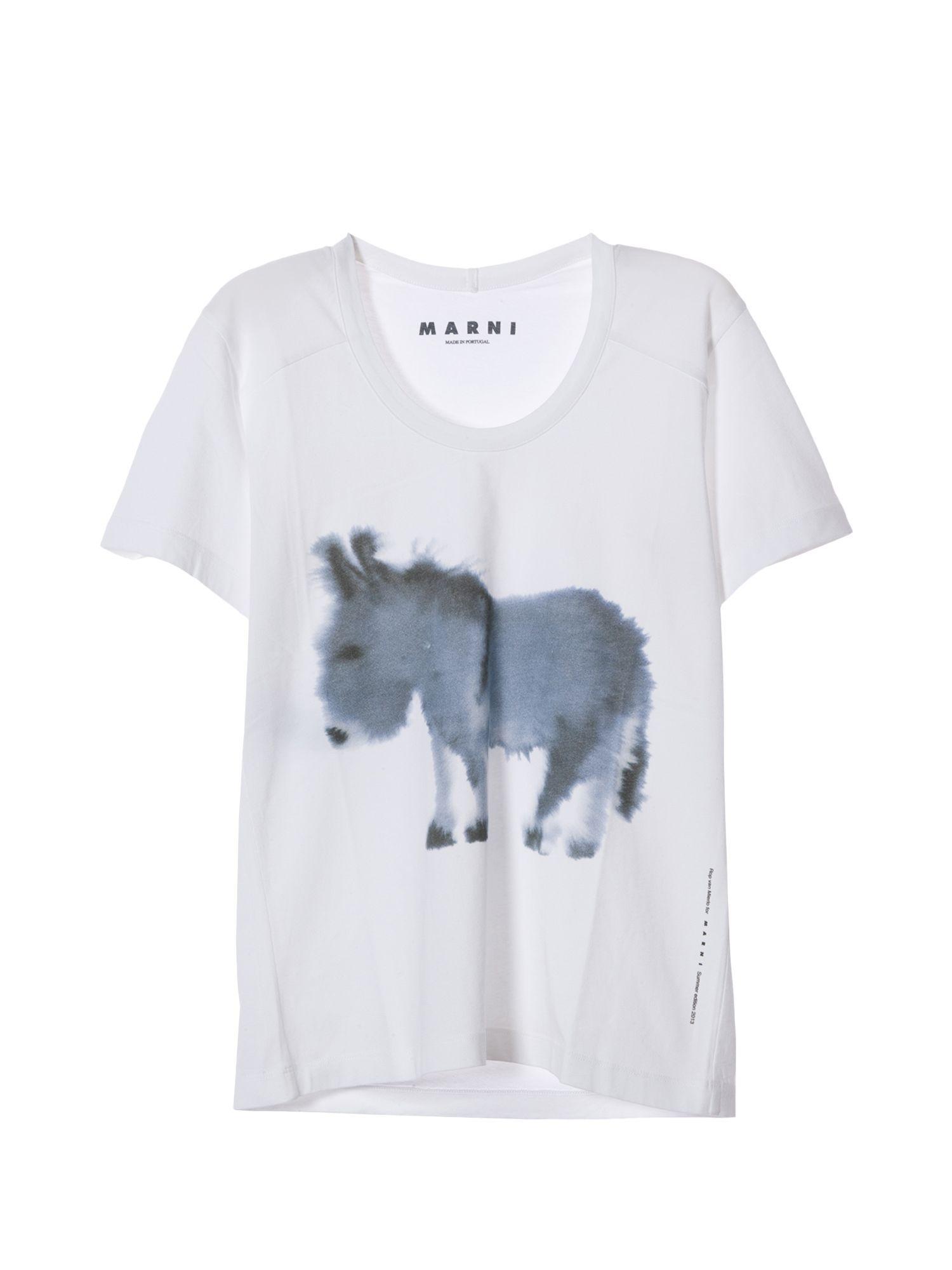 Short sleeve t-shirt Women Marn