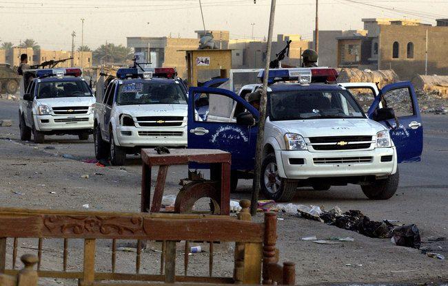 Iraq Police Cars Police Cars Iraq Police