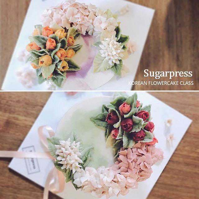 Day2_advanced course :: Done by students #앙금플라워떡케이크#앙금플라워#목동앙금플라워#당산앙금플라워#플라워클래스#플라워#플라워케이크#슈가프레스#flowercake#bakingclass#flowercakeclass#foodart#instacake#sugarpress#buttercreamflowercake#koreanflowercake#ricecake#cake#flower#flower#buttercream#beancream#fleur#ケーキ#韩式裱花#裱花#蛋糕