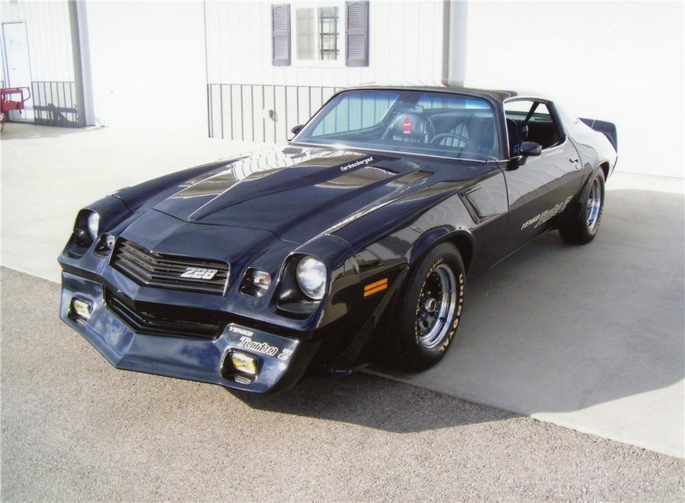 1981 CHEVROLET CAMARO Z/28 YENKO COUPE – 70618- Barrett-Jackson Auction Company – World's Greatest Collector Car Auctions