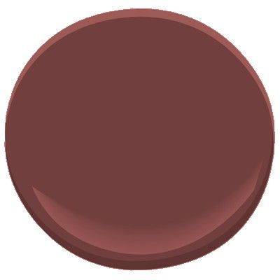Chestnut colors red paint colors benjamin moore - Chestnut brown exterior gloss paint ...