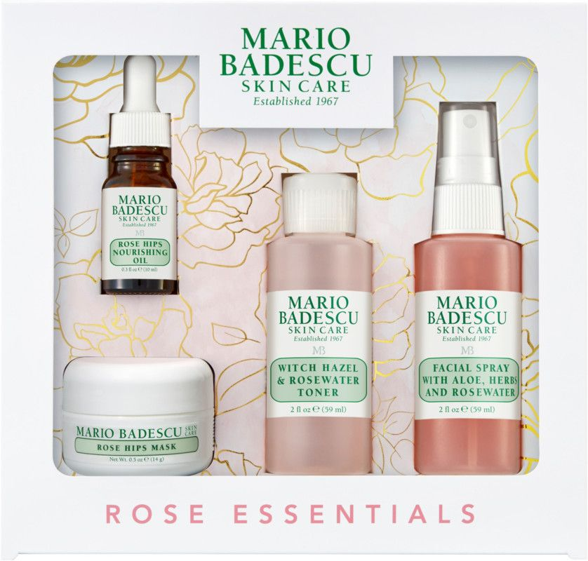 Rose Essentials Kit Beauty Skin Care Beauty Care