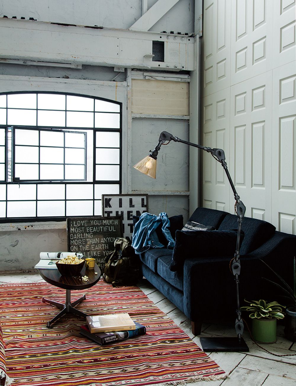 an industrial style kitchen in romantic paris you ll love studio