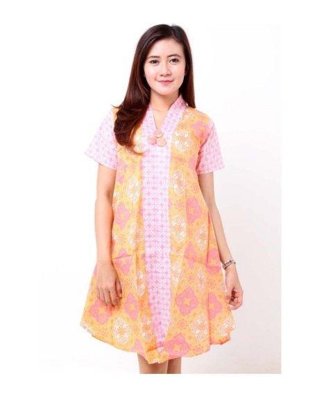 ModelDressBatikKombinasiBrokatterbaru3jpg 467578  Dress