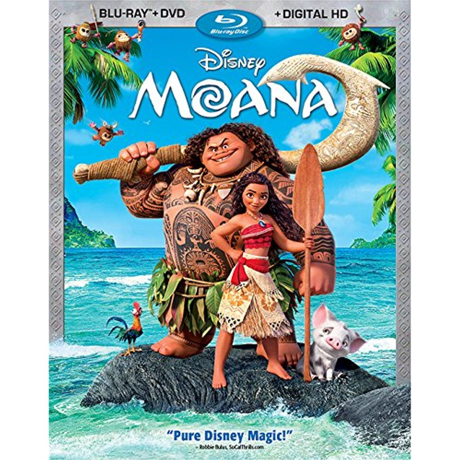 Moana Blu Ray Want To Know More Click On The Image This Is