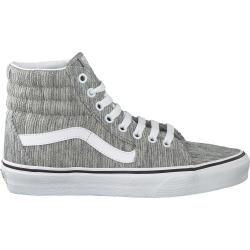 Vans Sneaker Ua Sk8-hi Women Grau Damen Vans