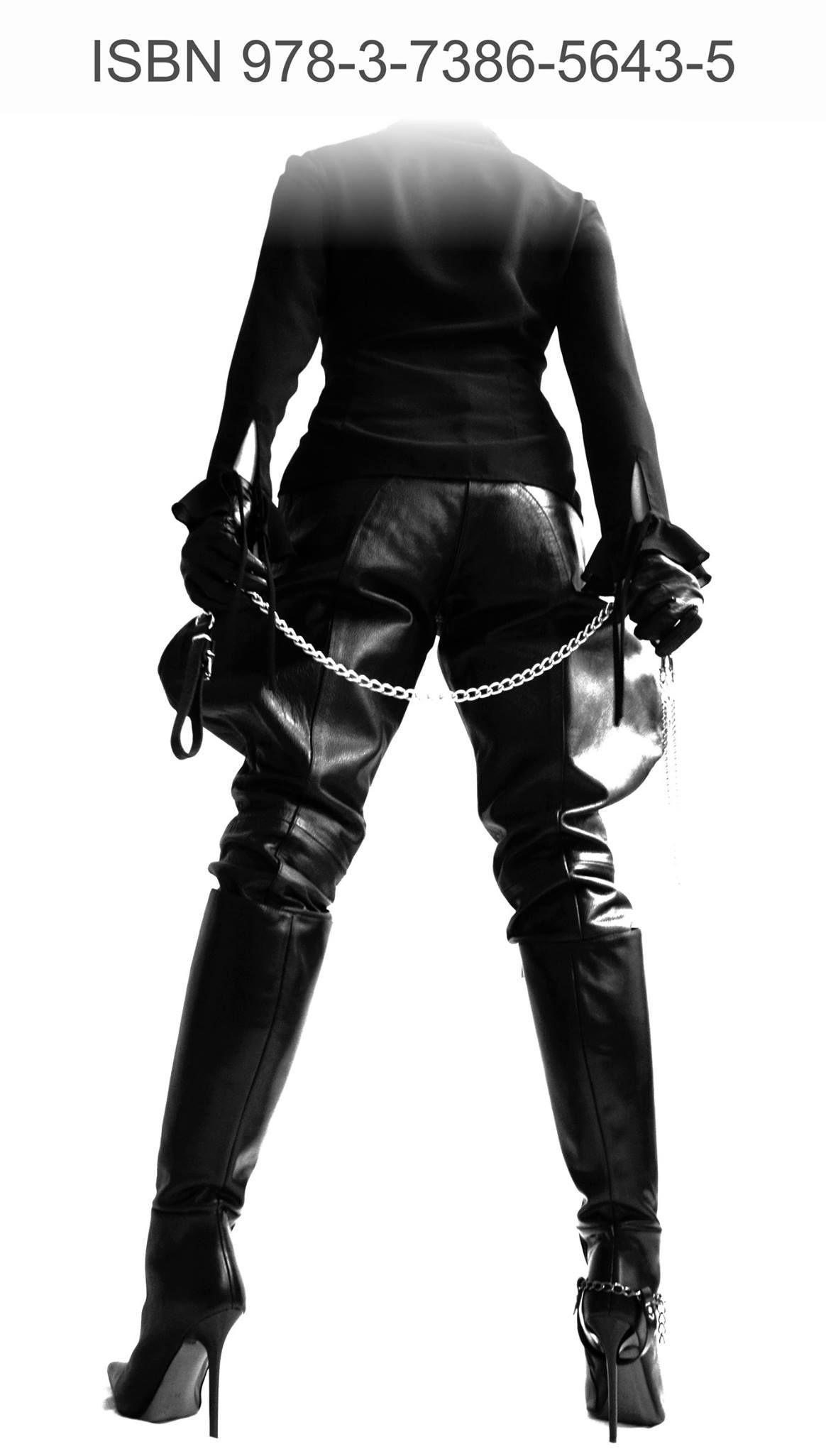 Stiefel der Herrin. Die Strafe!