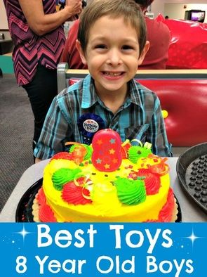 Best Christmas Birthday Gifts Toys For 8 Year Old Boys