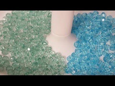 طريقه تركيب اللون الاخضر وصبغ الخرز بجميع درجات اللون الاخضر الفيديو رقم 3 Youtube